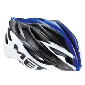 Helma Met Forte – modrá-čierna-biela