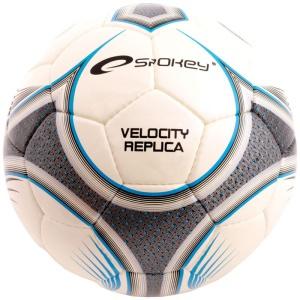 Futbalový lopta Spokey VELOCITY REPLICA modrý č.5