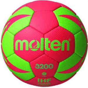 Hádzanárska lopta MOLTEN H1X3200-RG2