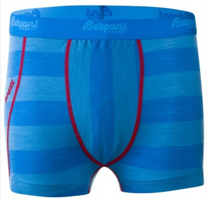 Boxerky Bergans Soleia SeaBlue Striped