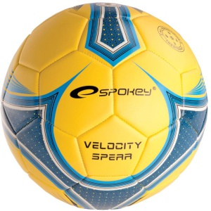 Futbalový lopta Spokey VELOCITY SPEAR žltý č.5