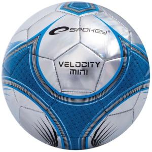 Futbalový lopta Spokey VELOCITY MINI modrý č.2