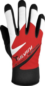 Pánske rukavice Silvini Serra UA520M red