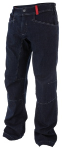 Nohavice Rafiki Sloper Dark denim