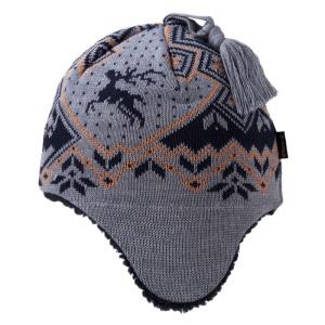 Detská čiapka Kama B61 109 sivá