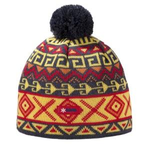 Detská pletená čiapka Kama B63 111 tmavo sivá