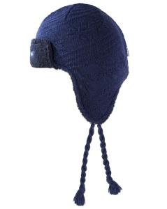 Detská čiapka Kama B66 108 tmavo modrá