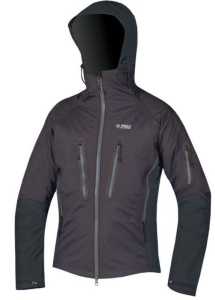 Bunda Direct Alpine TRANGO black/black