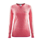 Tričko CRAFT Active Comfort LS 1903714-1410 - ružová