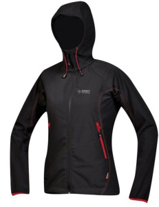 Bunda Direct Alpine Tanama black / red