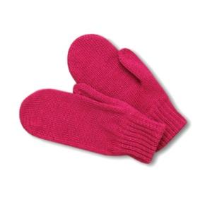 Detské rukavice Kama RB04 114 ružová
