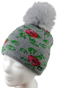 Čiapky Eisbär Rose Fox MÜ 30094-008
