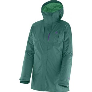 Bunda Salomon CYCLONE TREKKING JACKET W 363075