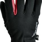 Pánske rukavice Silvini Trelc MA733 black-red