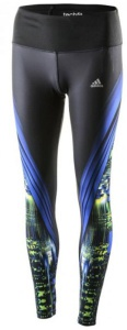 Legíny adidas Go to Gear Tight Long AOP A99661