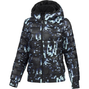 Bunda adidas Cosy Down Bomber All Over Print AA1775