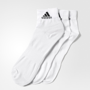 Ponožky adidas Performance Ankle Thin 3p AA2320