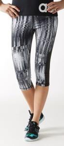 Legíny adidas Go to Gear TechFit Capri Printed AA7211