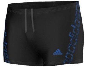 Plavky adidas Lineage Boxer AB5704