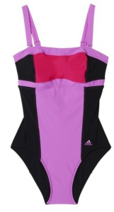 Plavky adidas Shapewear One Piece AB7047