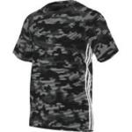 Tričko adidas Base 3 Stripes Tee AB9177