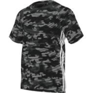 Tričko adidas Base 3 Stripes Tee AB9177