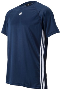 Tričko adidas Base 3 Stripes Tee AB9181