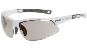 Športové okuliare R2 RACER biele AT063K