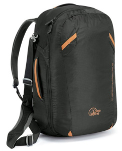 Taška Lowe Alpine Lightflite Carry-On 45 Anthracite / amber