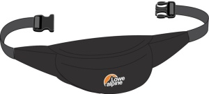 Ľadvinka Lowe alpine Mini Belt Pack – 431 black