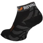 Ponožky ROYAL BAY® Classic Black 9999