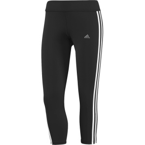 Legíny adidas Workout Pant 3 Stripes 3/4 Tight D89639
