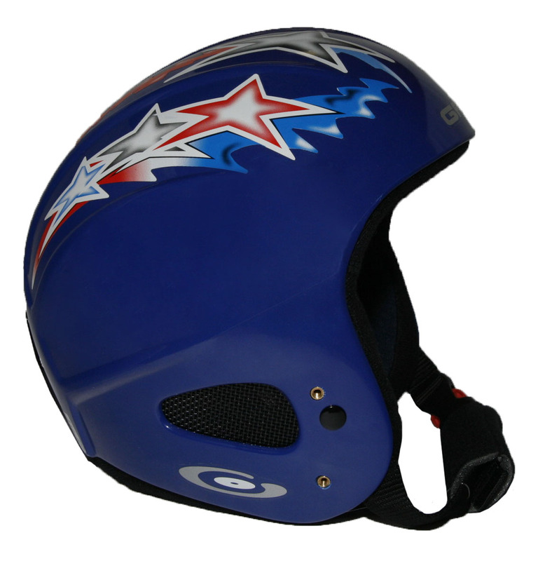 Lyžiarska helma Gabel Issimo Ridge Back JR Star Blue  42861e55647