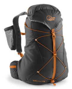 Batoh Lowe alpine Lightflite 28 Anthracite / pumpkin