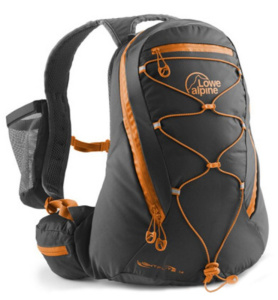 Batoh Lowe alpine Lightflite 14 Anthracite / pumpkin