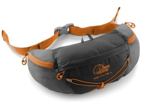 Ľadvinka Lowe alpine Lightflite 5 anthracite / pumpkin