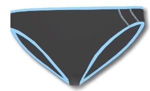 Dámske Nohavičky Sensor Lissa 1000009