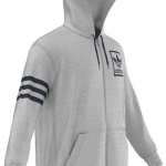 Mikina adidas 3Foil Hooded FZ Hoody M30264