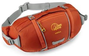 Ľadvinka Lowe alpine Mesa Tabasco / amber