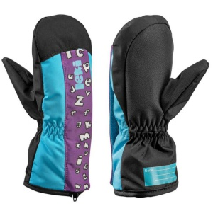 Rukavice LEKI Little Alpha Zap Mitt 632-81951