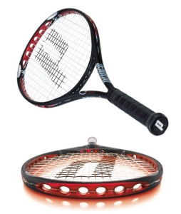 Tenisová raketa Prince O3 Red+ MP