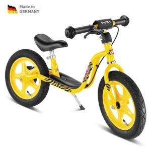 Odrážadlo s brzdou PUKY Learner Bike LR 1 BR – žltá tiger