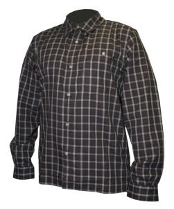 Košeľa adidas HT Check LS P92493