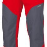 Nohavice Direct Alpine Patrol 4.0 New Logo Red / Grey