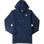 Mikina adidas Šport Essentials Mid Full Zips Hoodie S17978