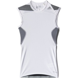 Tielko adidas TechFit Cool Sleeveless Tee S19430