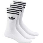 Ponožky adidas Solid Crew Sock 3P S21489