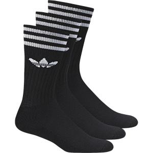 Ponožky adidas Solid Crew Sock 3P S21490