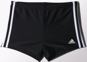 Plavky adidas Infintex 3 Stripes Boxer S22932
