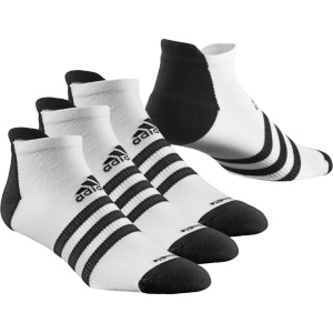 Ponožky adidas Climalite Cushioned Liner 3 pairs S24630